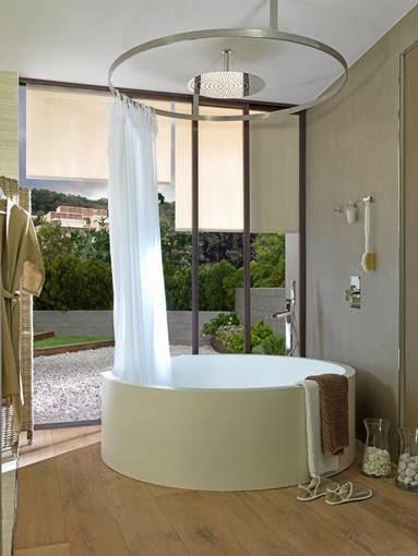 Bañera redonda (1)