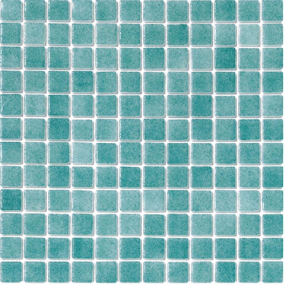 Mosaico Verde Turquesa