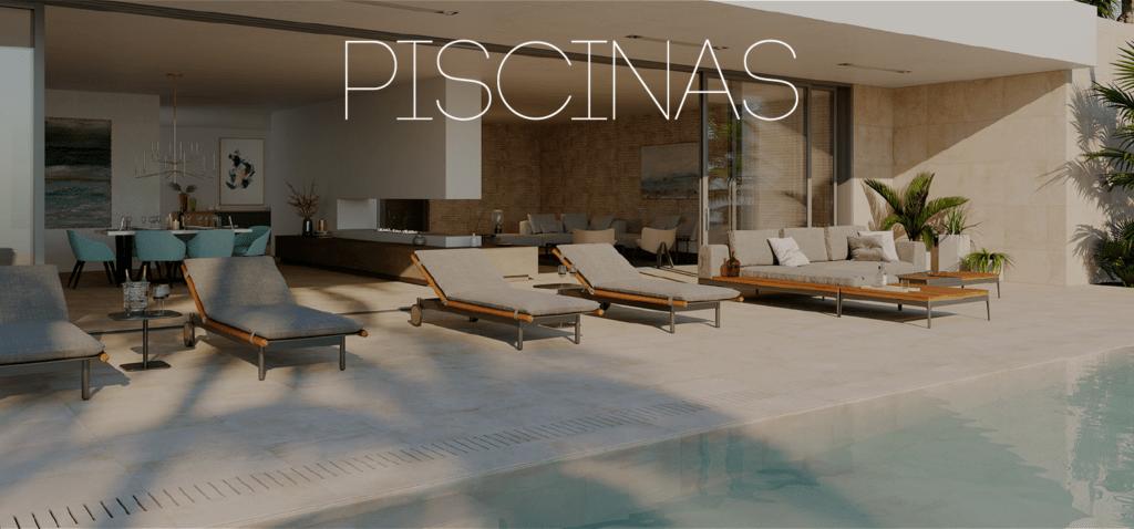 Piscinas en Bolivia